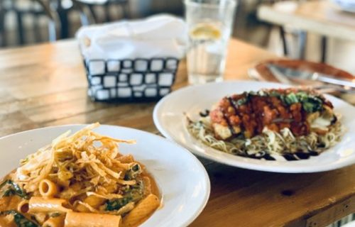 Delicious Italian Dining in Flower Mound